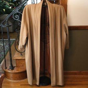 Sue Brett Wool Top Coat 4X Vintage